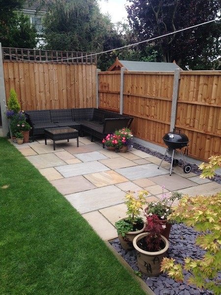 Landscape Garden Leigh On Sea : Essex landscaping gallery photos of our work